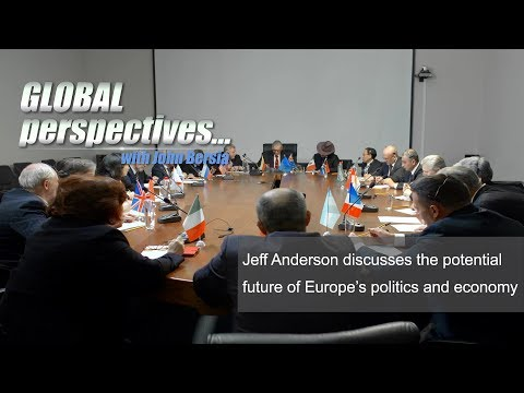Global Perspectives: Jeff Anderson
