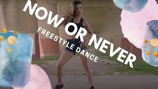 Now or Never by Halsey (Freestyle by Maddie Mayo)