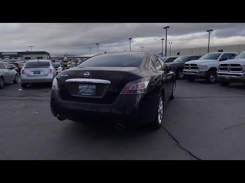 Lithia Chrysler Jeep Of Reno >> 2012 NISSAN MAXIMA Reno, Carson City, Northern Nevada, Sacramento, Elko, NV CC820340 - YouTube