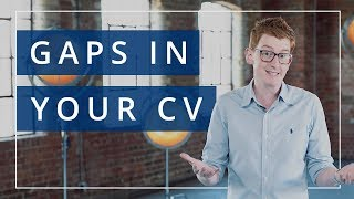 Gaps in your CV: How to explain unemployment