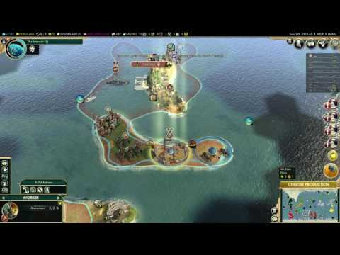 Civilizations V Aztec Montezuma Episode 14