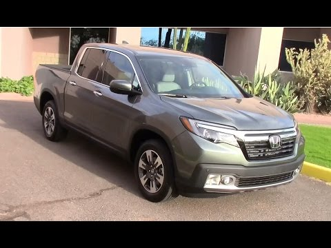 2017 Honda Ridgeline: Is This a Real Truck?