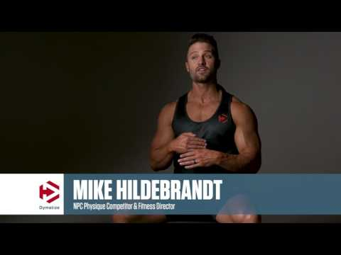 Dymatize Athlete Mike Hildebrant Interview