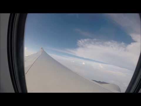 Qatar Airways Turbulence FULL FLIGHT Phnom Penh to Ho Chi Minh|Airbus A330-200