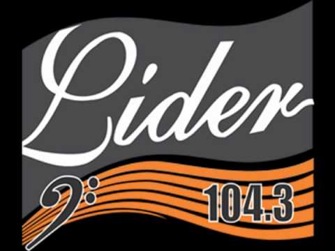 Jingle fiestas fin de año FM Lider 104.3 mhz (San Juan, Argentina)