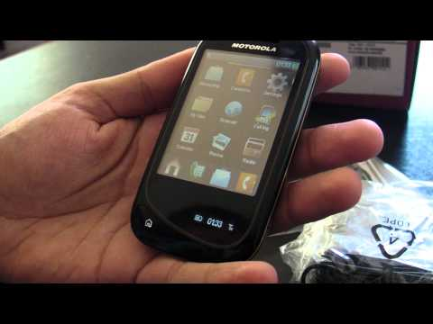 Motorola EX130 Wilder review HD ( in Romana ) - www.TelefonulTau.eu -