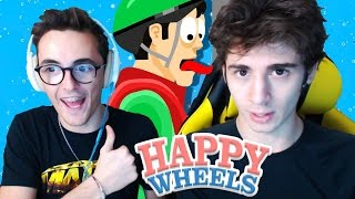 HAPPY WHEELS Ep.123 (w/SurrealPower)
