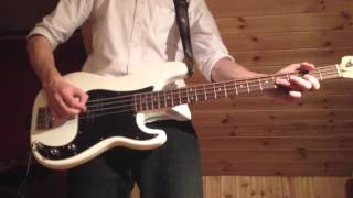 Blink-182 - The Rock Show Bass Cover