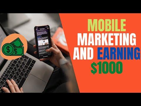 Mobile Marketing in 2021