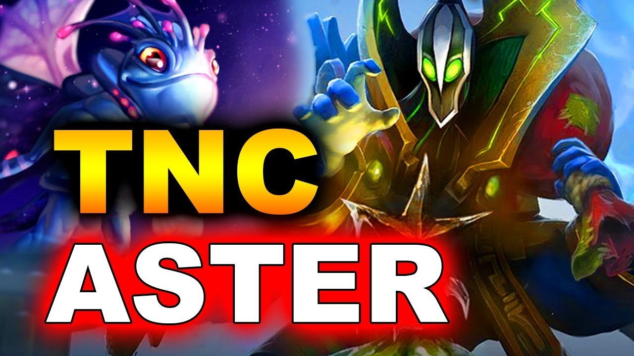 TNC vs ASTER - SEA vs CHINA ELIMINATION - CHONGQING MAJOR DOTA 2