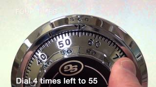 The Mysterious Combination Lock