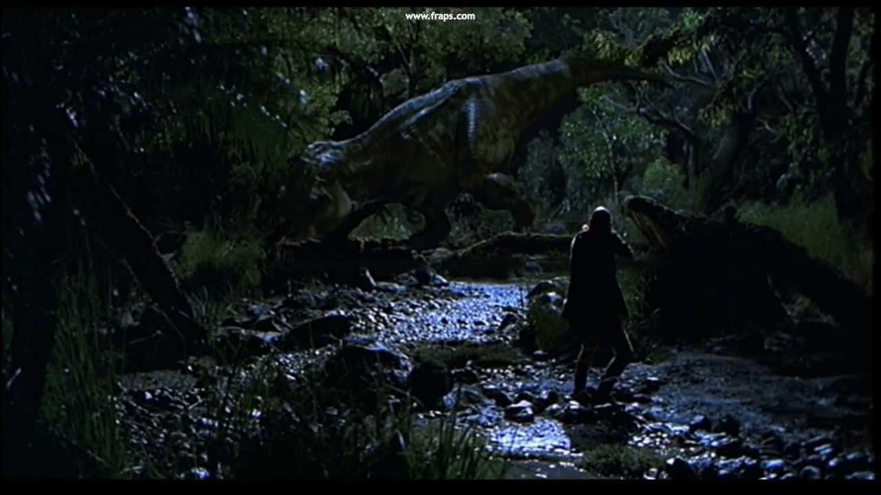 Hunting T-Rex (Jurassic Park: The Lost World) - YouTube T Rex The Lost World Jurassic Park
