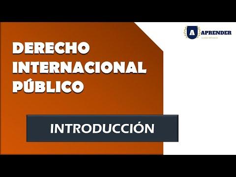 Download Concepto de Derecho Internacional Público
