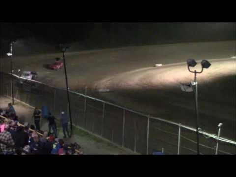 Butler Motor Speedway FWD Heat #1 7/29/17