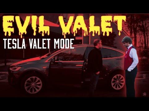 Evil Valet - Tesla Valet Mode