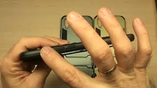 Бампер для Huawei P Smart Plus IronMan видеообор