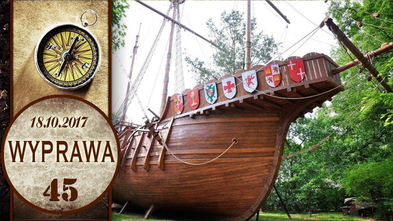 Statek w Puszczykowie – Muzeum Arkadego Fiedlera