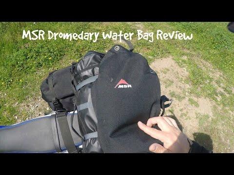 MSR Dromedary Bag (water bag) review
