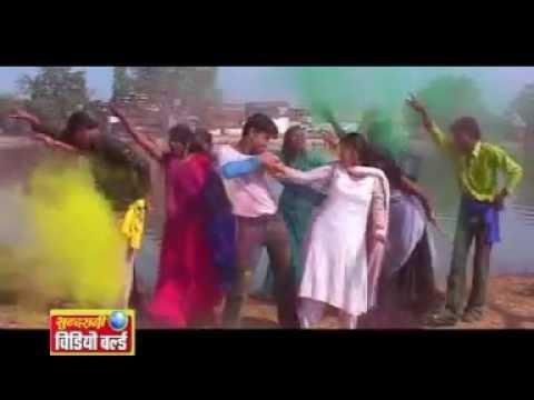 Thumka Lagake Jhumka Girake - Rang Ma Rangye Dare Re - Chhattisgarhi Song