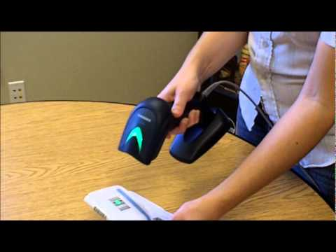 Gryphon I GD4400-B Barcode Scanner Product Review