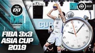 Gambar cover TISSOT Buzzer Beater: Seung Jun Lee (KOR) fades away to beat the buzzer   FIBA 3x3 Asia Cup 2019
