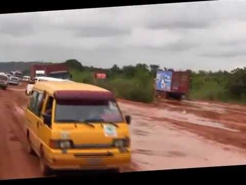 A Cry For Help,Federal Government Road Becomes Nightmare in Anambra State As Umunya Axis Degenerates