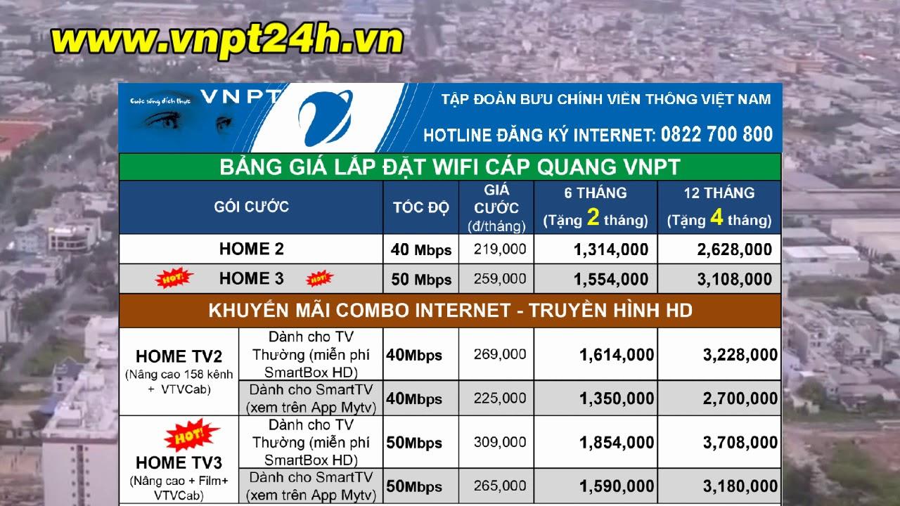 Lắp mạng VNPT căn hộ Green Town Bình Tân – VNPT Bình Tân