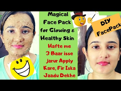magical-🤫-#diy-face-pack-to-get-glowing-&-healthy-skin-🤩 -removes-fine-lines-🤗 -swati-bhambra