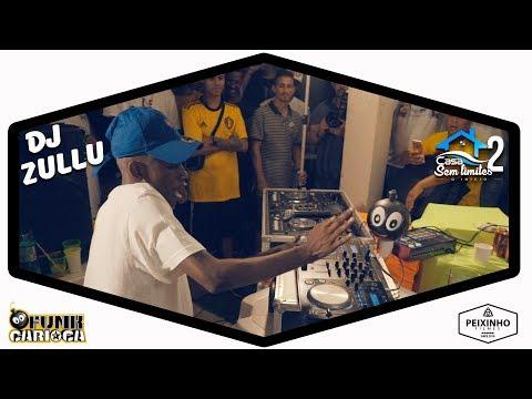 DJ Zullu - A Nova Sensação do Funk Ao Vivo na Resenha Casa Sem Limites 2