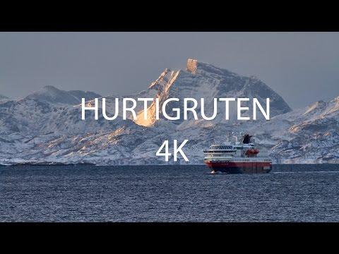 Hurtigruten 4K Trailer (17.02. - 28.02.2017)