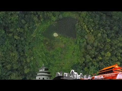 《地理中国》 小寨天坑(上):绵延山峰 惊现神秘巨坑 20190215 | CCTV科教