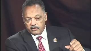 Rev. Jesse Jackson discuss race and politics with WJSU and JSU-TV - May 2012