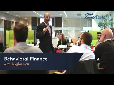 Behavioral Finance program | Amsterdam Institute of Finance