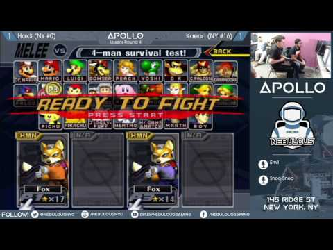 Apollo III Pro Bracket – Hax vs. Kaeon