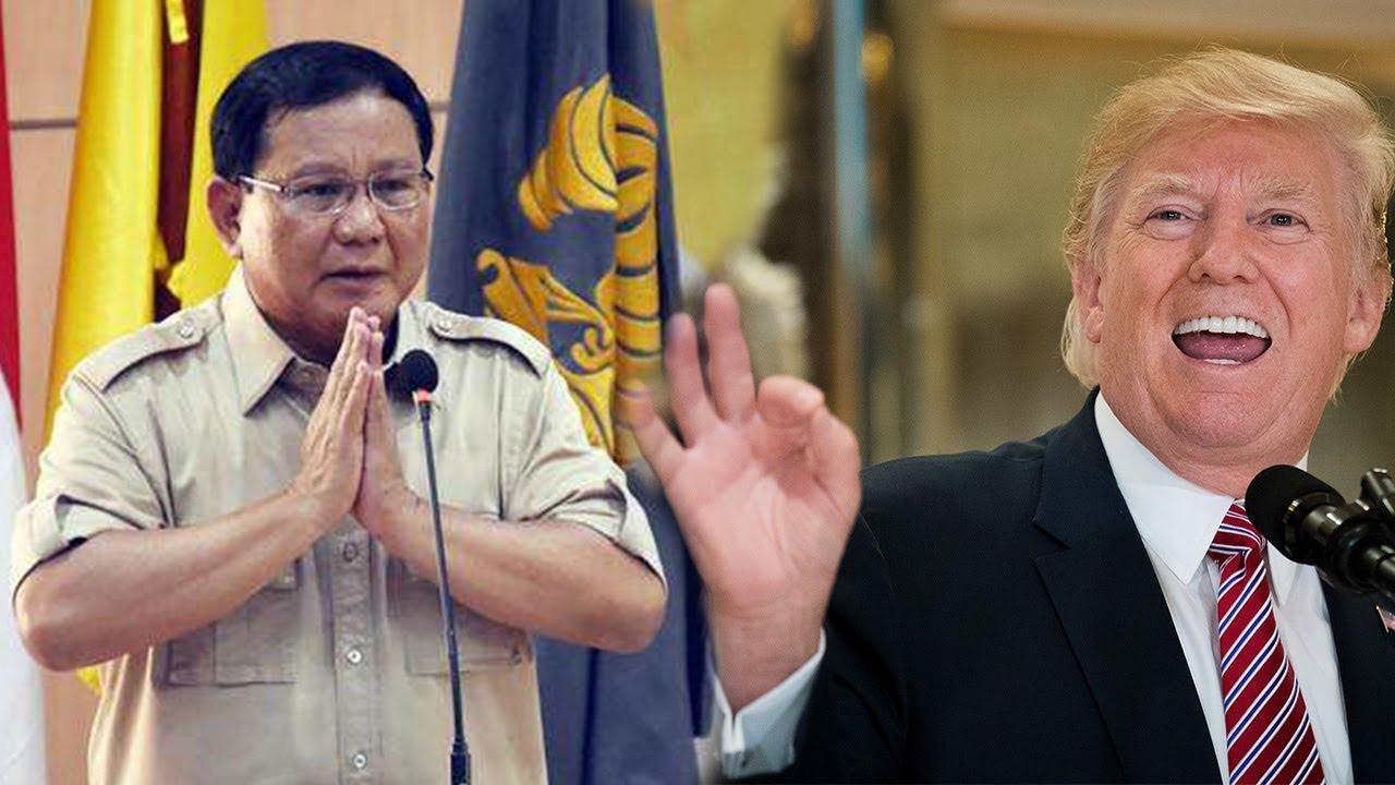 Prabowo Bicara 'Make Indonesia Great Again', Gerindra: Bukan Tiru AS
