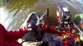 Два мотора на ПВХ лодке(, 2015-08-09T18:48:55.000Z)