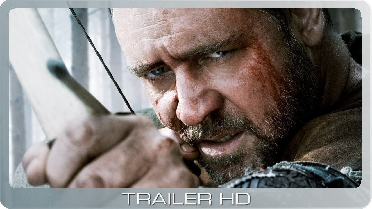 Robin Hood ≣ 2010 ≣ Trailer #1 ≣ German | Deutsch