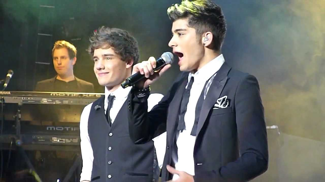 One Direction Tour - MANCHESTER - I Want & Finale HD
