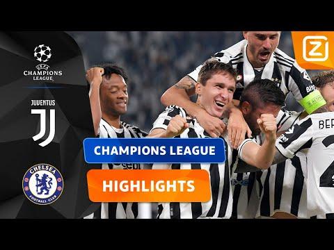 WAT GEBEURT HIER?! 😳💥   Juventus vs Chelsea   Champions League 2021/22   Samenva