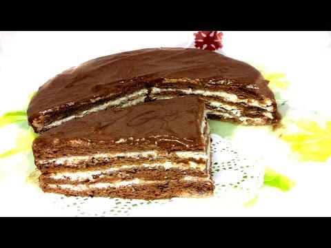 Торт без сахара и муки