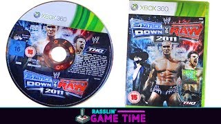 This WWE Game Is SERIOUSLY Underrated! (WWE SmackDown Vs RAW 2011)