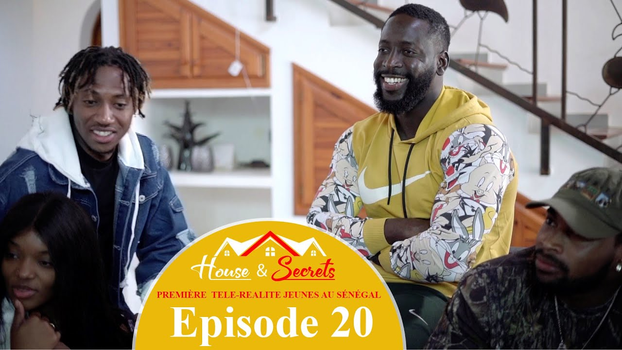 Download TELE REALITE - HOUSE & SECRETS - EPISODE 20