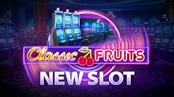 Classic Fruits - A New Slots Game!