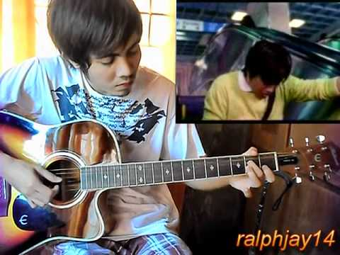 I Believe (My Sassy Girl OST) -  Shin Seung Hun - Jimmy Bondoc (fingerstyle guitar cover)