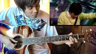 I Believe (My Sassy Girl OST) -  Shin Seung Hun - Jimmy Bondoc (fingerstyle guitar cover)