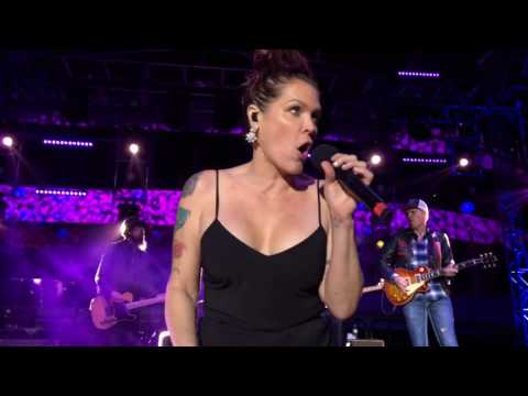 "Beth Hart And Joe Bonamassa ""I'd Rather Go Blind""  KTBA At Sea III"