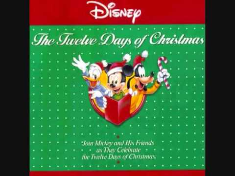 disneys twelve days of christmas medley youtube - 12 Days Of Christmas Youtube