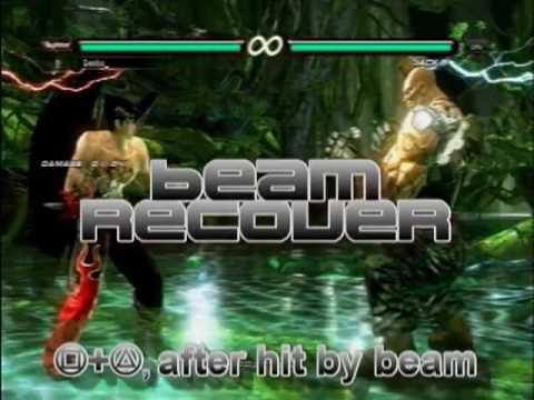 Tekken 6 Br Secret Moves Youtube