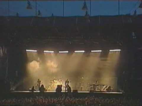 Sting: The Hounds Of Winter (Budapest '96)
