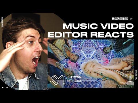 Video Editor Reacts to NCT U 'Make A Wish (Birthday Song)' MV